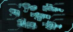 XCOM-EU RC - Beam Weapons