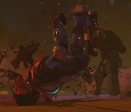 XCOM(EU) Zombie Attacks2