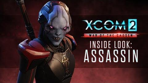 XCOM 2 War of the Chosen - Inside Look The Assassin-1
