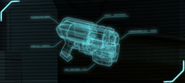 XEU Beam Weapons