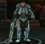 XCOM(EU) GhostArmor