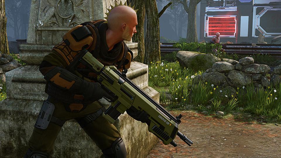 Assault Rifle Xcom 2 Xcom Wiki Fandom Powered By Wikia
