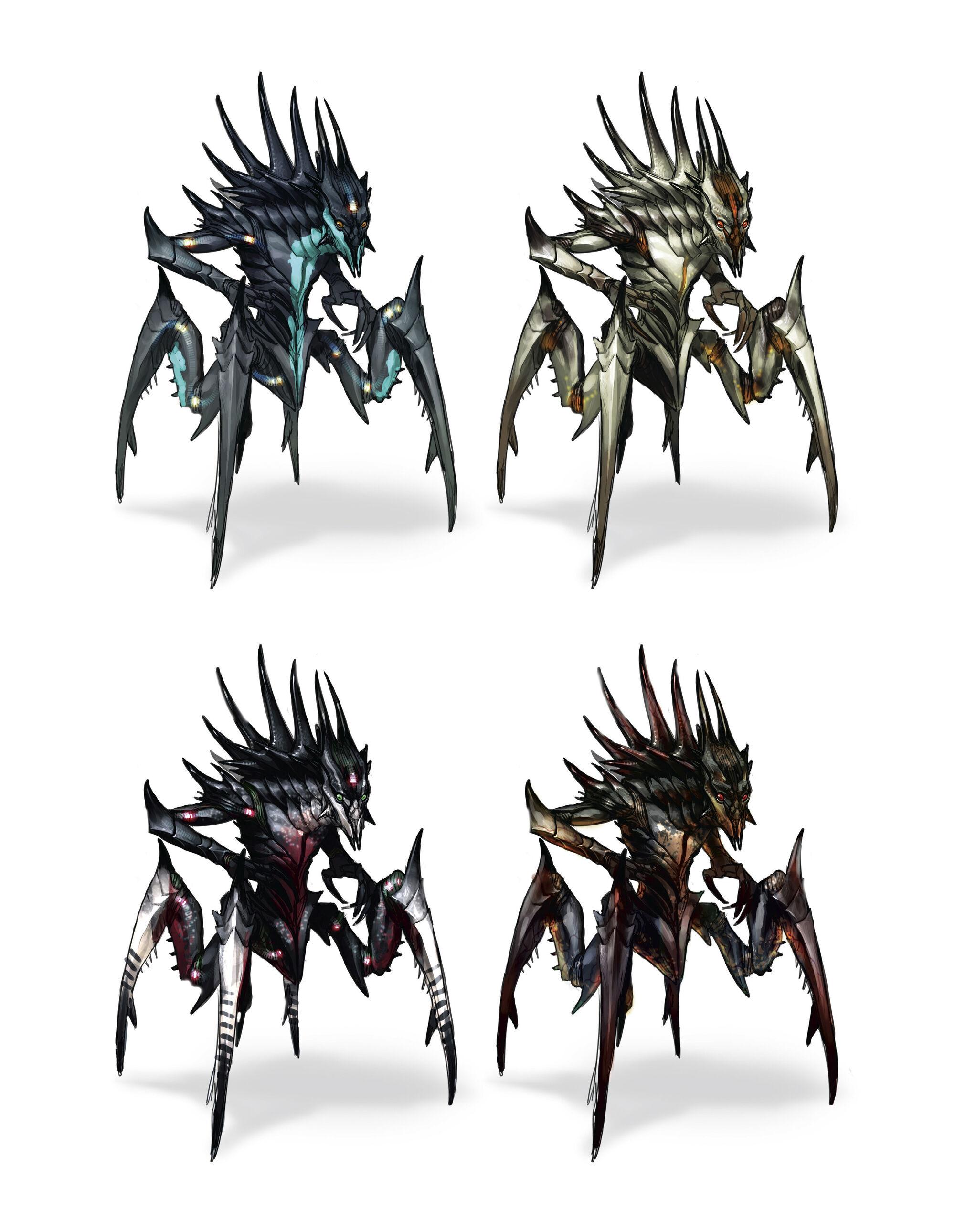 Chryssalid XCOM 2