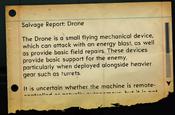 The Bureau - Salvage Report Drone1