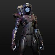Chosen Hunter Armor 3