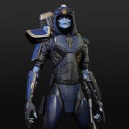 Chosen Hunter Armor 2