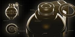 TECH Experimental Grenade