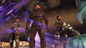 XCOM(EU) TempleShip Finale