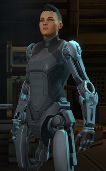 XCOM EW MECTrooper