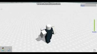 Walking on a fixed baseplate