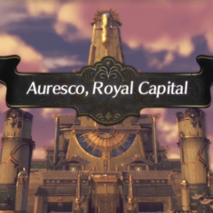 Auresco, Royal Capital of the Kingdom of Torna