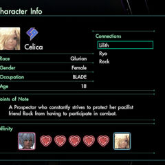 Celica's infobox from the <a href=