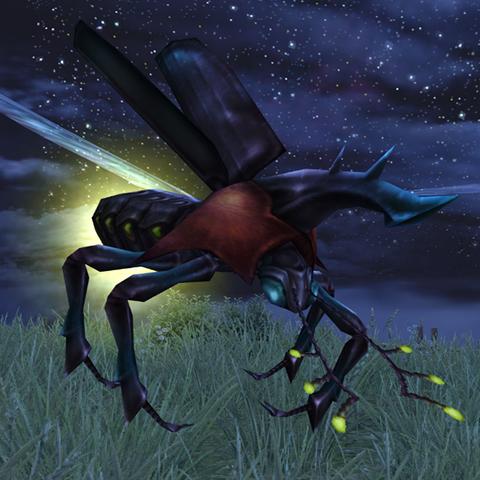 A Night Wisp in <i>Xenoblade Chronicles</i>