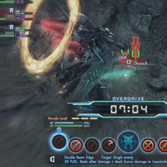 Overdrive Counter with a Skell