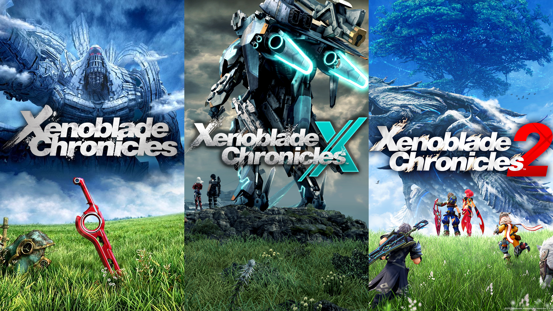 X Blades Wallpaper Xenoblade Chronicles (...