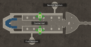 Central Hall chest locations
