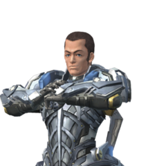 Doug in <i>Xenoblade Chronicles X</i>