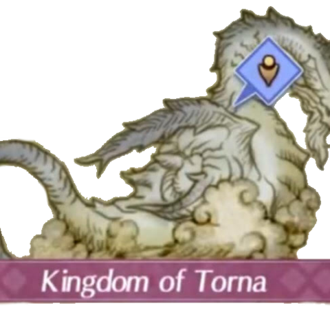 The Kingdom of Torna's map icon