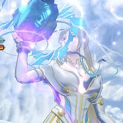 Vess using her level 3 special