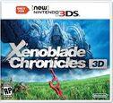 Xenoblade chronicles 3ds box