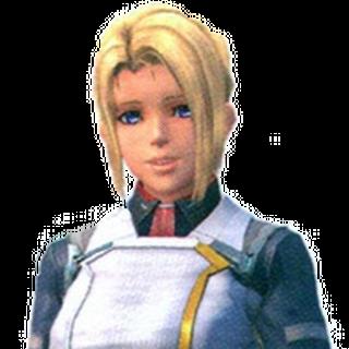 Eleonora in <i>Xenoblade Chronicles X</i>