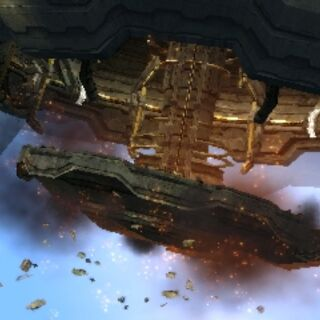 The Fortress Depths being destroyed