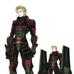 Concept Art of Mikhail