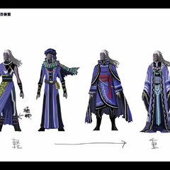 L initial concept artwork