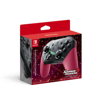 The special Switch Pro Controller