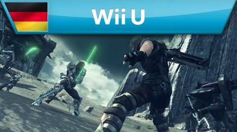 Xenoblade Chronicles X - E3 2015-Video (Wii U)