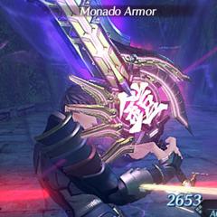 Monado Armor Art