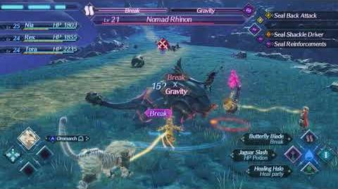 Xenoblade Chronicles 2 – Driver Arts (Nintendo Switch)