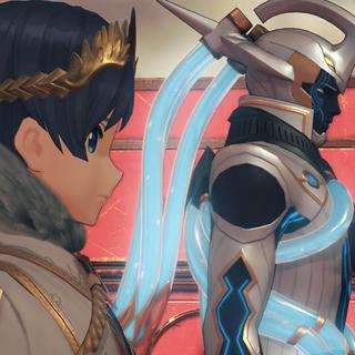 Niall and his Blade, Aegaeon