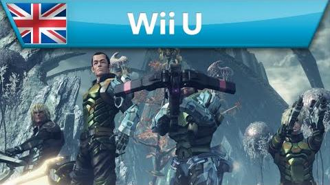 Xenoblade Chronicles X - Battle Trailer (Wii U)