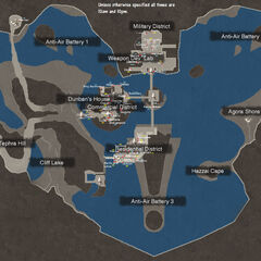 NPC locations in Colony 9