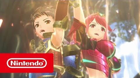 Xenoblade Chronicles 2 - Story-Trailer (Nintendo Switch)