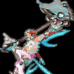Gorg, a Rare Blade
