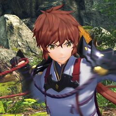 Lora in <i>Torna ~ The Golden Country</i>