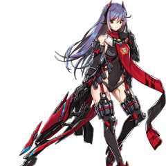 Poppi QTπ, an artificial Special Blade