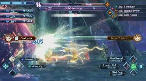 Xenoblade Chronicles 2 – Blade Arts (Nintendo Switch)