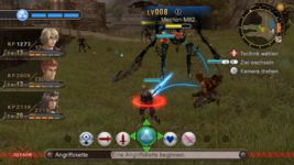 Xenoblade Chronicles Screensthot 23