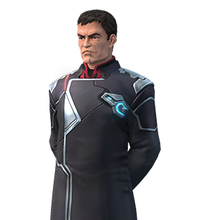 Nagi in <i>Xenoblade Chronicles X</i>