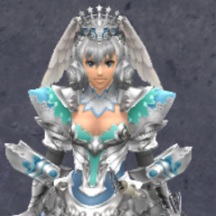 Melia in Heavy Ledios Armor