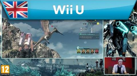 Xenoblade Chronicles X - Primordia in-Depth Exploration (Wii U)