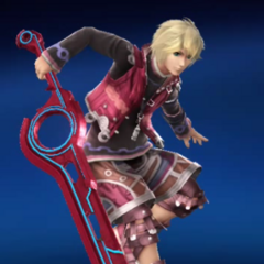 Shulk's Wii U Trophy