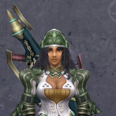 Sharla in Medium Retrieved Armor