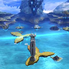 The Hovering Reefs