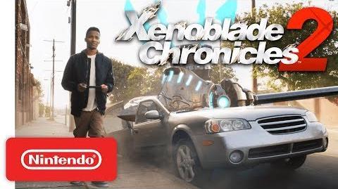 "Xenoblade Chronicles 2 ""Close Call"" - Nintendo Switch"