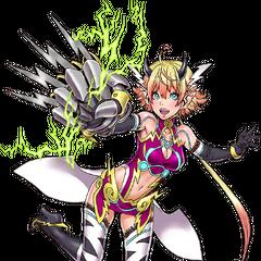 Kora, a Rare Blade
