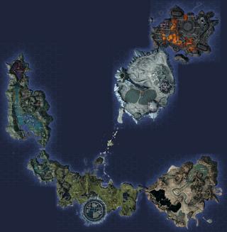 Mira map